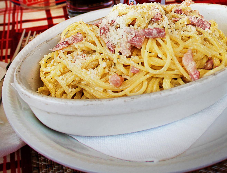 original Spaghetti Carbonara